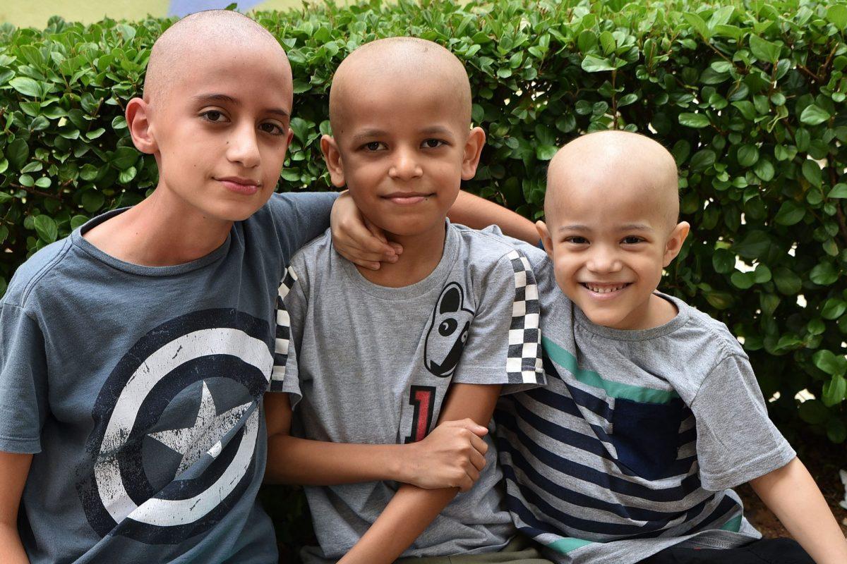 Apolo Araújo de Sousa, 8 anos, PalmasTO -meio-Maykon Douglas Costa Maia, 5 anos, AraguainaTO (1) (2)